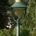 lampe auf augenhöhe, nette erfahrung